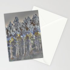 barrage (back to unnatural) Stationery Cards