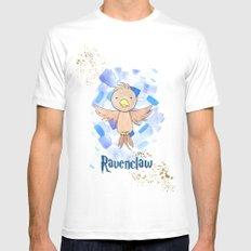 Ravenclaw - H a r r y P o t t e r inspired Mens Fitted Tee MEDIUM White