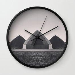 Visionary. Wall Clock