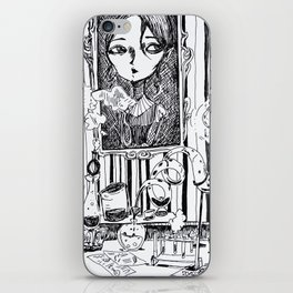 the study iPhone Skin