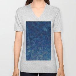 BLUES Unisex V-Neck