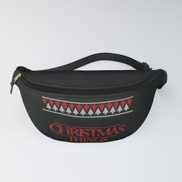 Funny Merry Christmas Things Gift Fanny Pack