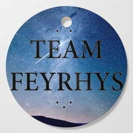 Team Feyrhys Cutting Board