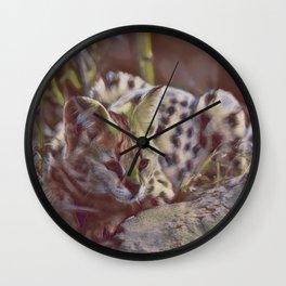 Focused II Wall Clock