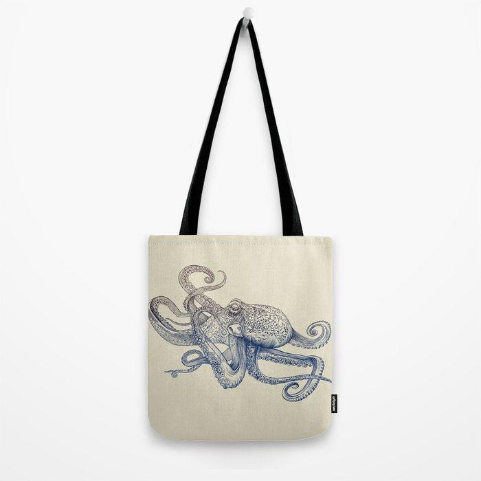 Octo Flow Tote Bag