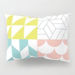 Nordic Pattern Mix Pillow Sham