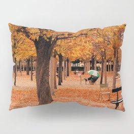 Paris in the Fall Pillow Sham