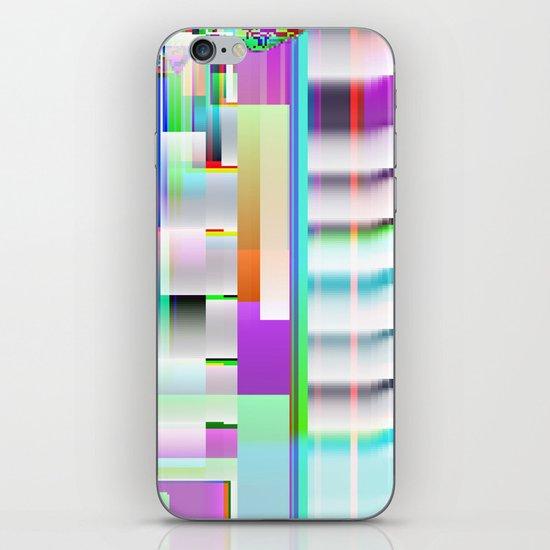 port11x8a iPhone Skin