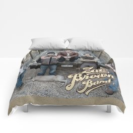 zac brown band chicken tour 2019 bantal Comforters
