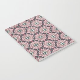 colorful mosaic 2 Notebook