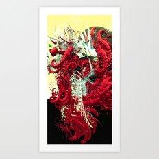 Afgrundipa Art Print