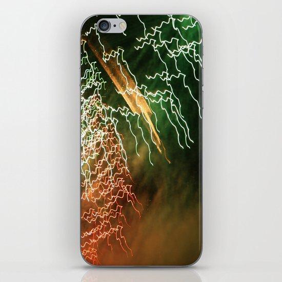 firelight iPhone & iPod Skin