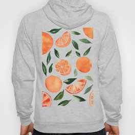 Summer oranges Hoody