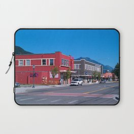 Small Town Laptop Sleeve