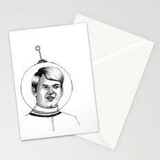 who have I become? Stationery Cards