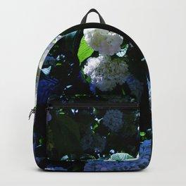 Blue Snowballs II Backpack