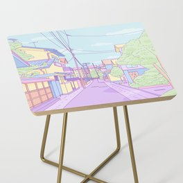 Lost in Japan Side Table