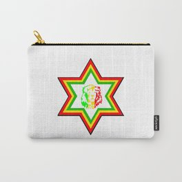 Rasta Zion Carry-All Pouch