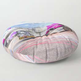 Wizz Air Airbus A321 Floor Pillow