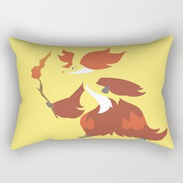 Delphox Rectangular Pillow