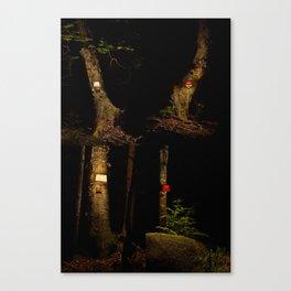 treecombo Canvas Print