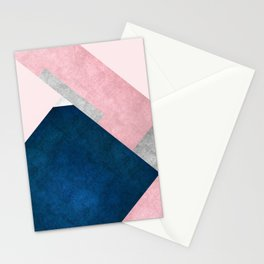 Modern Mountain No2-P1 Stationery Cards