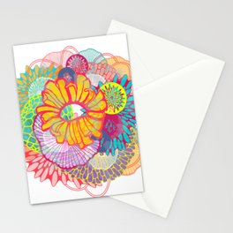 LUXE Bloom 3 Stationery Cards