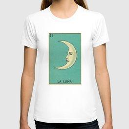 La Luna Card T-shirt