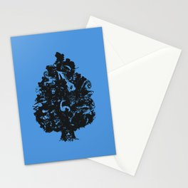 Adventures in Cryptozoology Stationery Cards