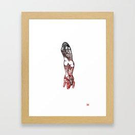 Arm Framed Art Print