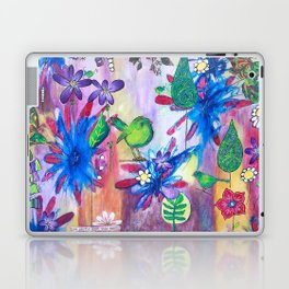 Live Gently Upon This Earth Laptop & iPad Skin