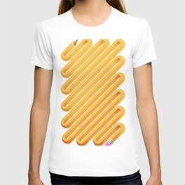 Curved Pencil T-shirt