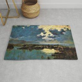 David Young Cameron - Moonlit Marsh - Digital Remastered Edition Rug