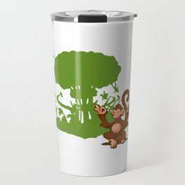 Apathetic in the Face of Certain Annihilation Travel Mug