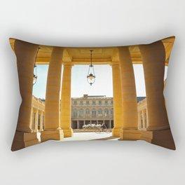 Le Palais-Royal Rectangular Pillow