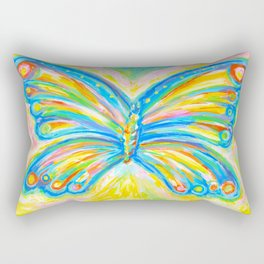 Soul Transformation Rectangular Pillow