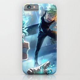 My Hero Academia Midoriya Izuku & Katsuki Bakugo iPhone Case