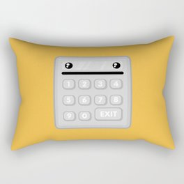 Useful Paddy Rectangular Pillow