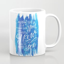 You Keep Moving On [Sunday In The Park With George] Coffee Mug