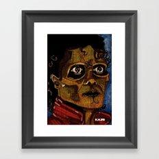It's Close To Midnight Framed Art Print