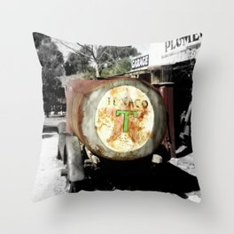 Texaco Throw Pillow