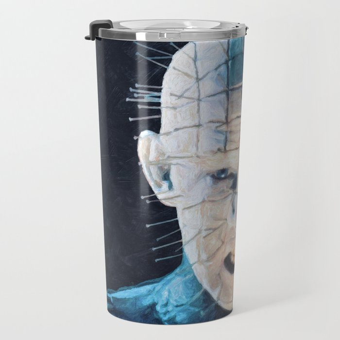 Pinhead Travel Mug