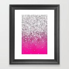Glitteresques XXXIV Framed Art Print