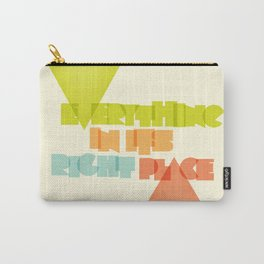 Everything . . Carry-All Pouch