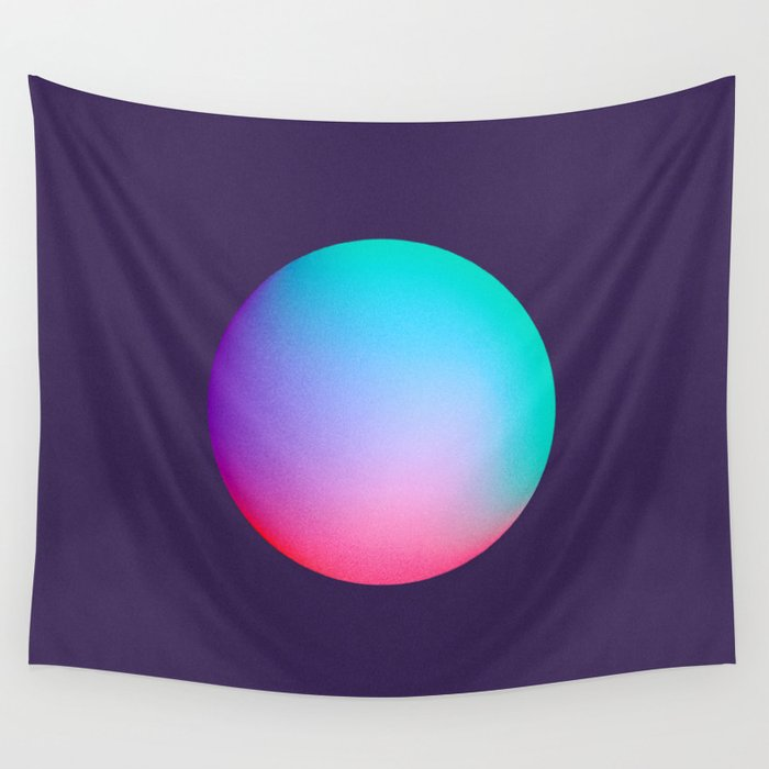 Gradient Study 02 Wall Tapestry
