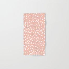 LEOPARD PINK Hand & Bath Towel