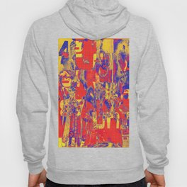 1758 Abstract Thought Hoody