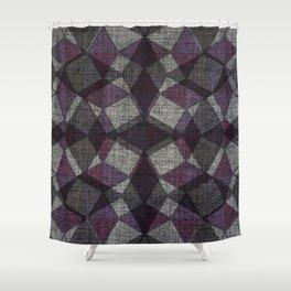 Trekanter og firkanter Shower Curtain