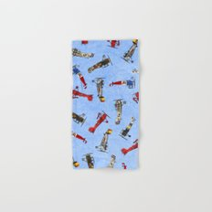 Warriors of the Sky Hand & Bath Towel