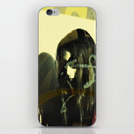 Graffiti Guerilla iPhone & iPod Skin